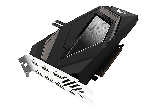 Gigabyte AORUS GeForce RTX 2080 XTREME WATERFORCE 8G - graphics card - GF R