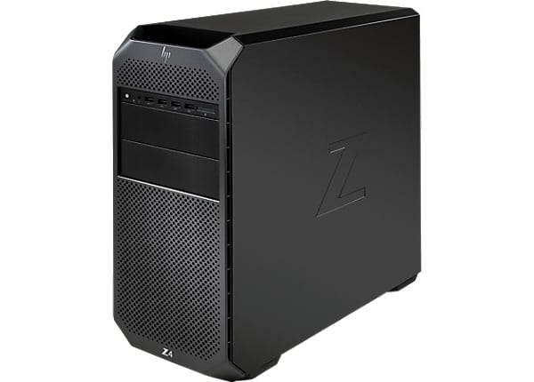 hp workstation z4 g4 tower core i7 7800x 64gb ram 1tb. Black Bedroom Furniture Sets. Home Design Ideas