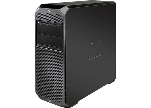HP Workstation Z6 G4 Tower Xeon 4114 96GB RAM 512GB