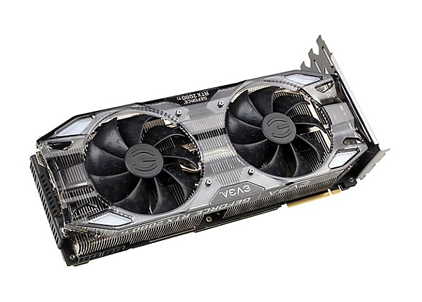 EVGA GeForce RTX 2080 Ti XC ULTRA - graphics card - GF RTX 2080 Ti - 11 GB