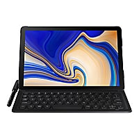 Samsung Book Cover Keyboard EJ-FT830 - keyboard and folio case - black