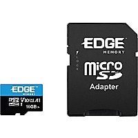 EDGE - flash memory card - 16 GB - microSDHC UHS-I