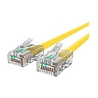 Belkin 12' CAT5e or CAT5 RJ45 Patch Cable Yellow