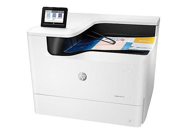 HP PageWide Color 755dn - imprimante - couleur - large éventail de page