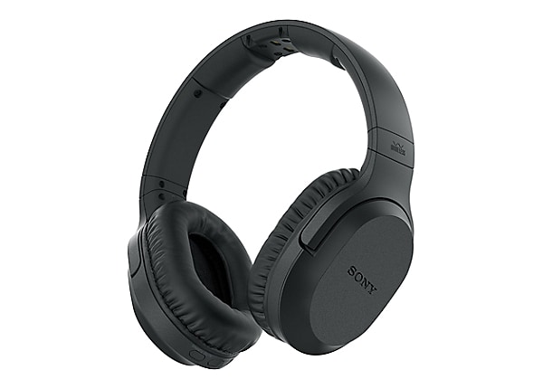 Sony WHRF400 - headphones with mic