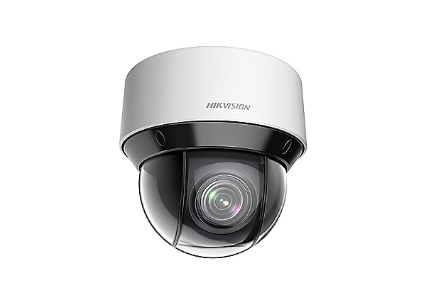 Hikvision 4MP In/Out 4x Network IR PTZ Dome Camera with Night Vision