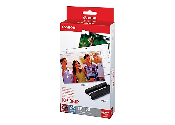 Canon CP300 Ink and Paper Set