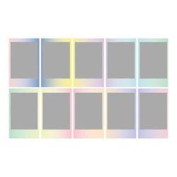 Fujifilm Instax Mini MACARON color instant film - ISO 800 - 10