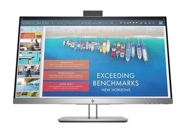 HP EliteDisplay E243d Docking – écran DEL – HD intégrale (1080p) – 23,8po – Smart Buy