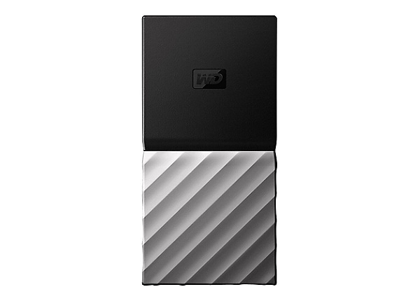 WD My Passport SSD WDBKVX0020PSL - Disque SSD - 2 To - USB 3.1 Gen 2