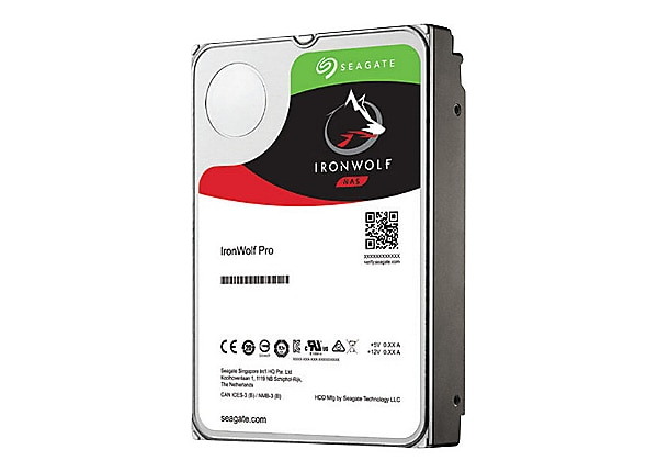 Seagate IronWolf Pro ST10000NE0008 - disque dur - 10 To - SATA 6Gb/s