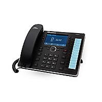 "AudioCodes SFB 445HD 4.3"" PoE GbE IP Phone with Bluetooth and Wi-Fi"