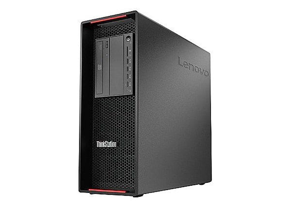 Lenovo ThinkStation P720 - tower - Xeon Silver 4112 2.6 GHz - 16 GB - SSD 5