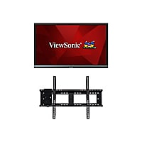 "ViewSonic ViewBoard IFP6550 65"" Class (65"" viewable) LED display - 4K"