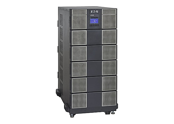 Eaton 9PXM Tower 21U 12-Slot Modular UPS with Output Receptacle