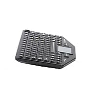 Getac iKey BT-870-TP-SLIM Wireless Bluetooth Keyboard