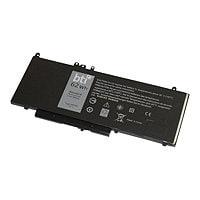 BTI 6MT4T-BTI - notebook battery - Li-pol - 8157 mAh - 62 Wh