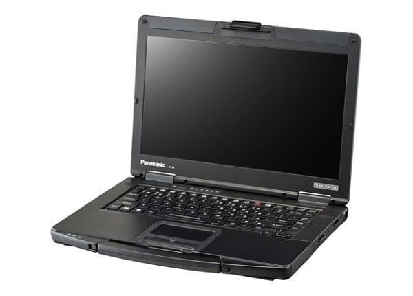 "Panasonic Toughbook 54 Prime - 14"" - Core i7 7600U - 16 GB RAM - 512 GB SSD"
