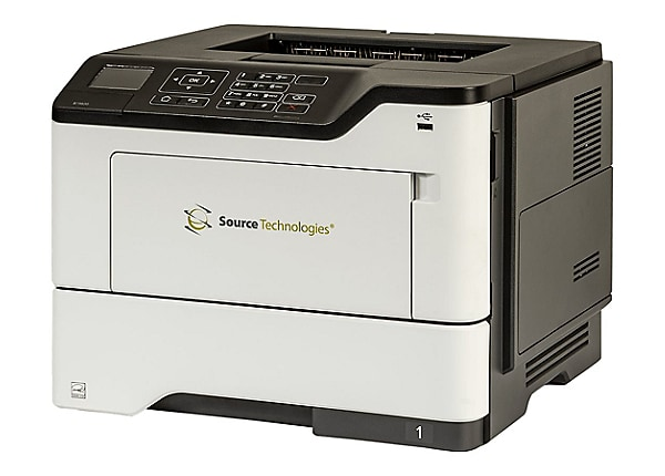 "Source Technologies Secure MICR ST9820 2.4"" LCD 1200x1200dpi Check Printer"
