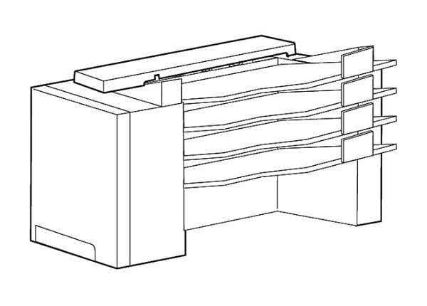 Lexmark - 4 bin mailbox assembly