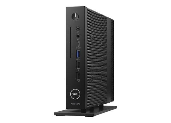 Dell Wyse 5070 - DTS - Pentium Silver J5005 1.5 GHz - 8 GB - SSD 64 GB