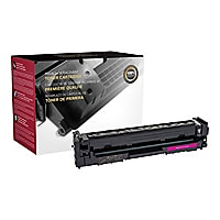 Clover Remanufactured Toner for HP CF500A (202A), Black, 1,400 page yield
