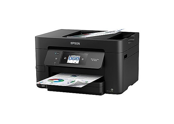 Epson WorkForce Pro EC-4020 Color Multifunction Printer - Penny Shipping