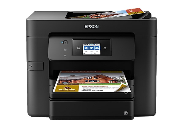 Epson WorkForce Pro EC-4030 Color Multifunction Printer - Penny Shipping
