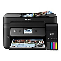 Epson WorkForce ST-4000 EcoTank Color MFP Supertank Printer