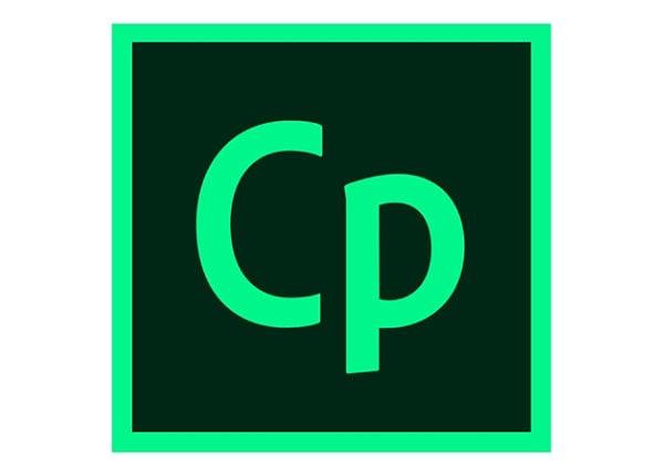 Adobe Captivate for Enterprise - Enterprise Licensing Subscription New (mon