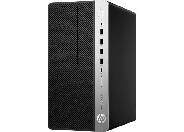 HP ProDesk 600 G4 Microtower Core i5-8500 8GB RAM 1TB Windows 10 Pro