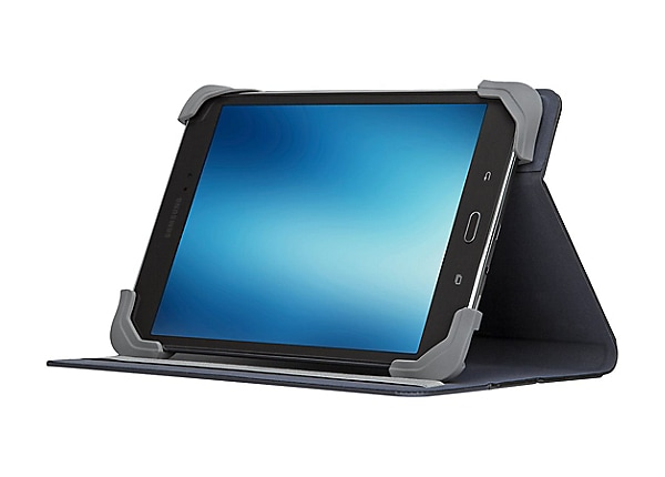 Targus Fit-N-Grip Rotating Universal - flip cover for tablet