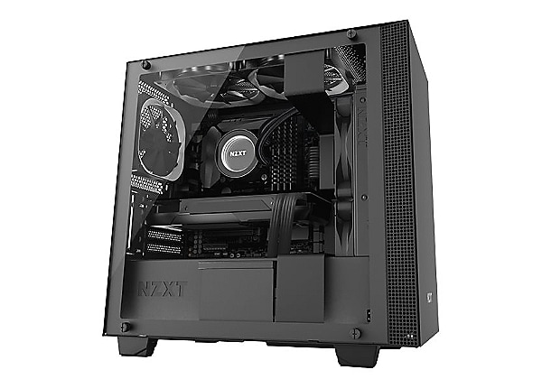 NZXT H series H400i - tower - micro ATX