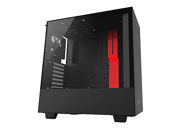 NZXT H series H500 - mid tower - ATX