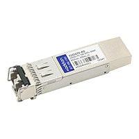 AddOn - module transmetteur SFP+ - Fibre Channel 16 Go (SW) - Conformité TAA