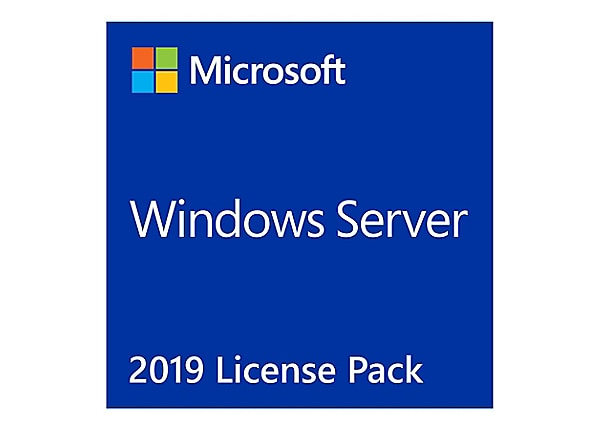 Microsoft Windows Server 2019 - license - 5 user CALs