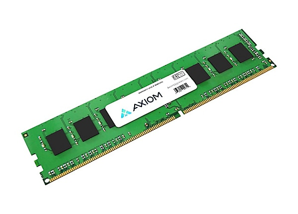 Axiom AX - DDR4 - 16 GB - DIMM 288-pin - unbuffered