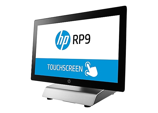 HP RP9 G1 Retail System 9118 - all-in-one - Core i5 7600 3,5 GHz - 8 GB - 2