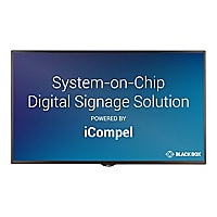 Black Box iCOMPEL System-on-Chip - subscription license (1 year) - 1 screen