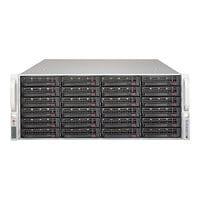 Supermicro SC846 BE2C-R1K03JBOD - rack-montable - 4U