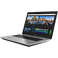 """HP ZBook 17 G5 Mobile Workstation 17.3"""" Core i7-8850H 32GB RAM 512GB W10P"""