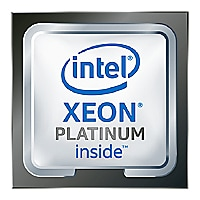 Intel Xeon Platinum 8160 / 2.1 GHz processor