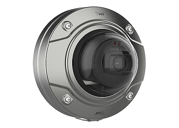 AXIS Q3517-SLVE - network surveillance camera - dome