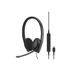 Sennheiser SC 160 USB-C Double-Sided Headset with In-Line Call Control