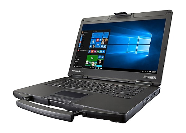 "Panasonic Toughbook 54 Gloved Multi Touch - 14"" - Core i5 7300U - 32 GB RAM"