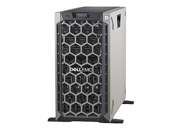 Dell EMC PowerEdge T440 - tower - Xeon Silver 4110 2.1 GHz - 16 GB - 1 TB