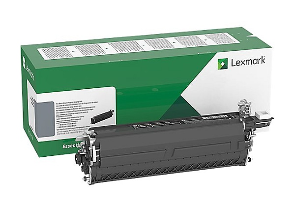 Lexmark - black - developer unit / photoconductor kit - LCCP