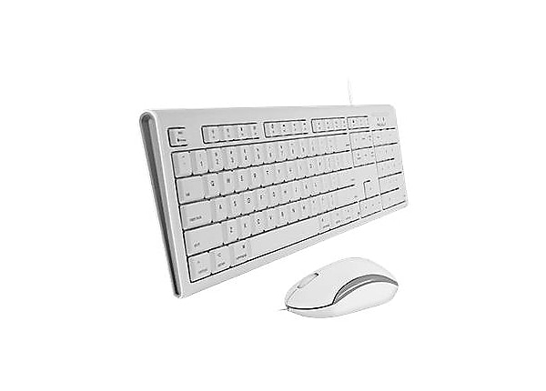 Macally QKEYCOMBO - keyboard and mouse set