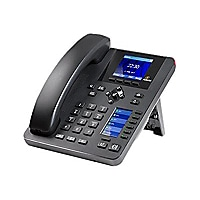 Digium A25 - VoIP phone with caller ID - 3-way call capability