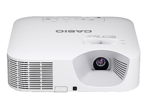 Casio Advanced XJ-F11X XGA 3300Lumens DLP Projector - White